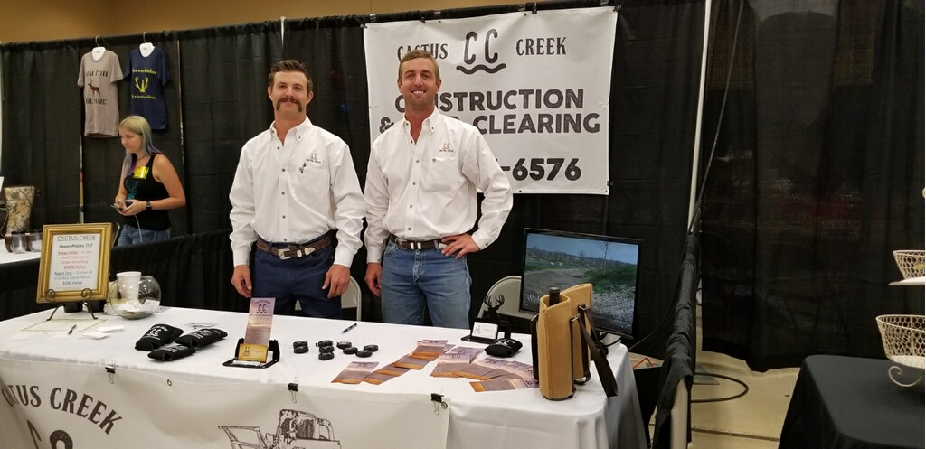 Cactus Creek Land Clearing Construction Mulching